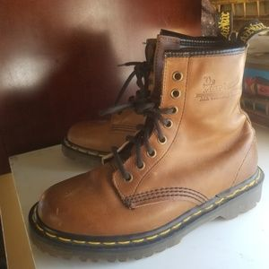 Dr Martin's womens boots